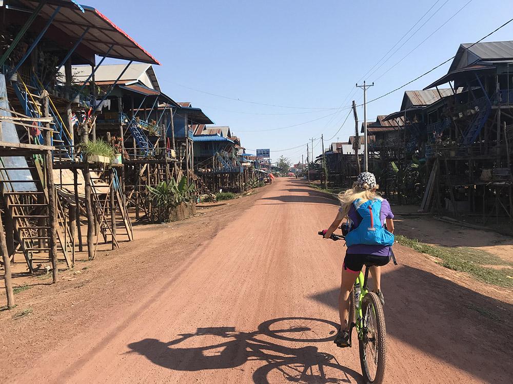 Kampong Kleng Cambodia