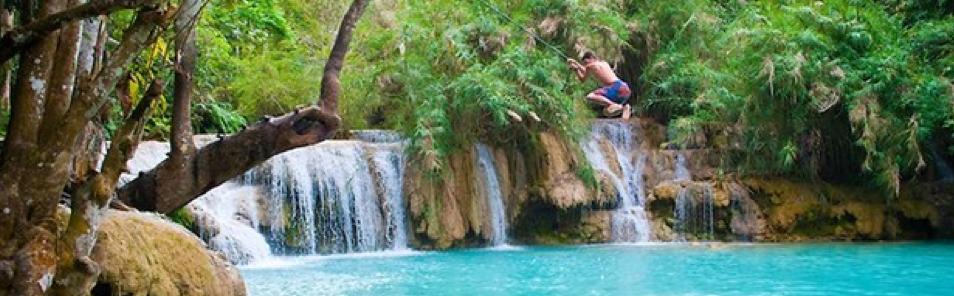 Thad Tong Waterfall