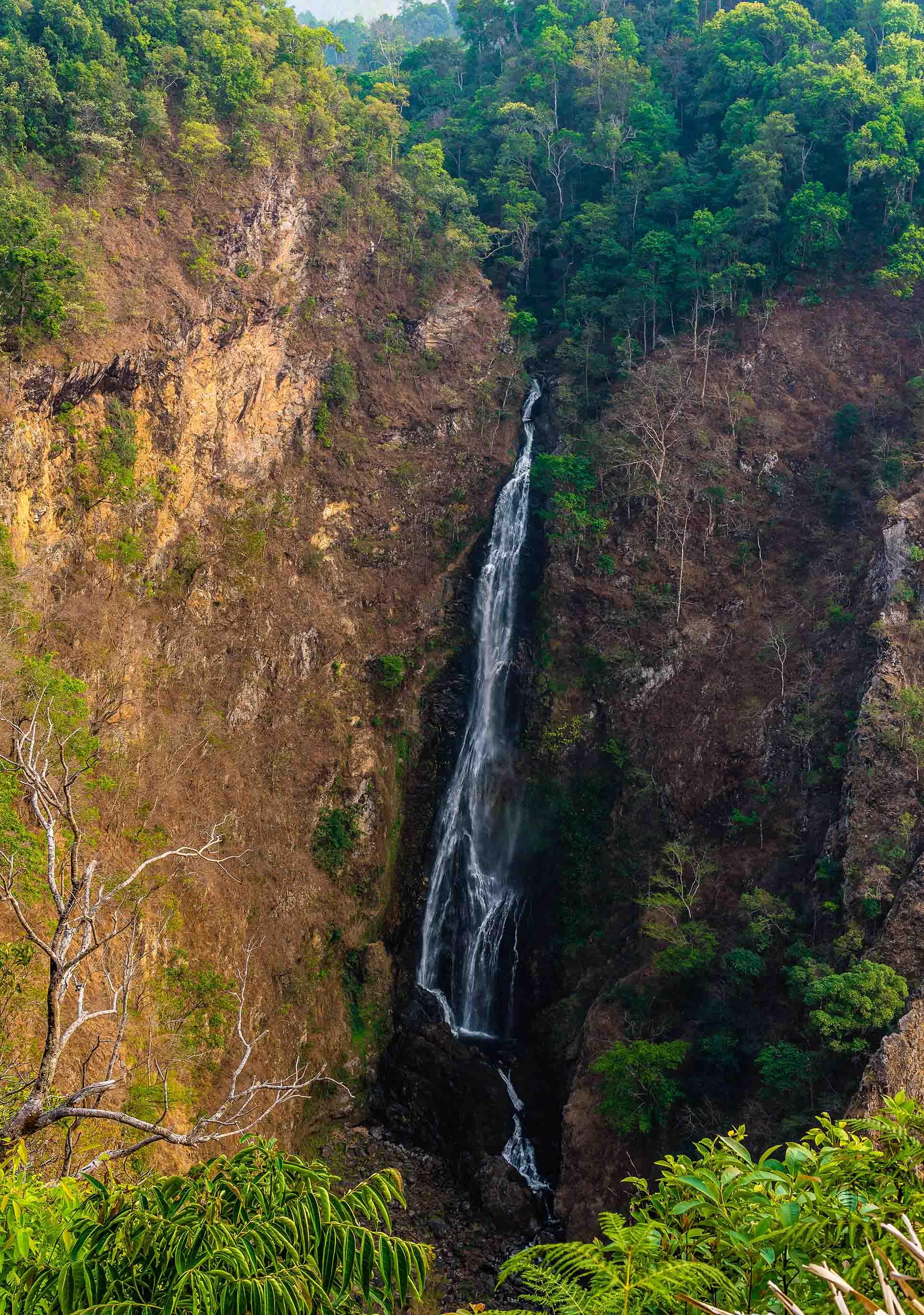 Mae Surin Waterfall Mae Hong Son