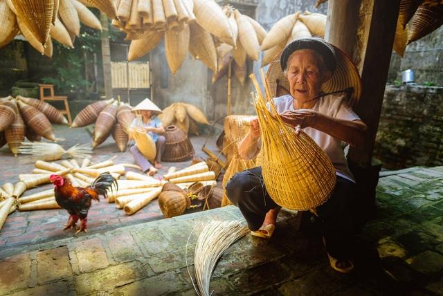 Thu Sy Village fishingtraps